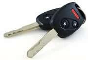 Honda Replacement Key