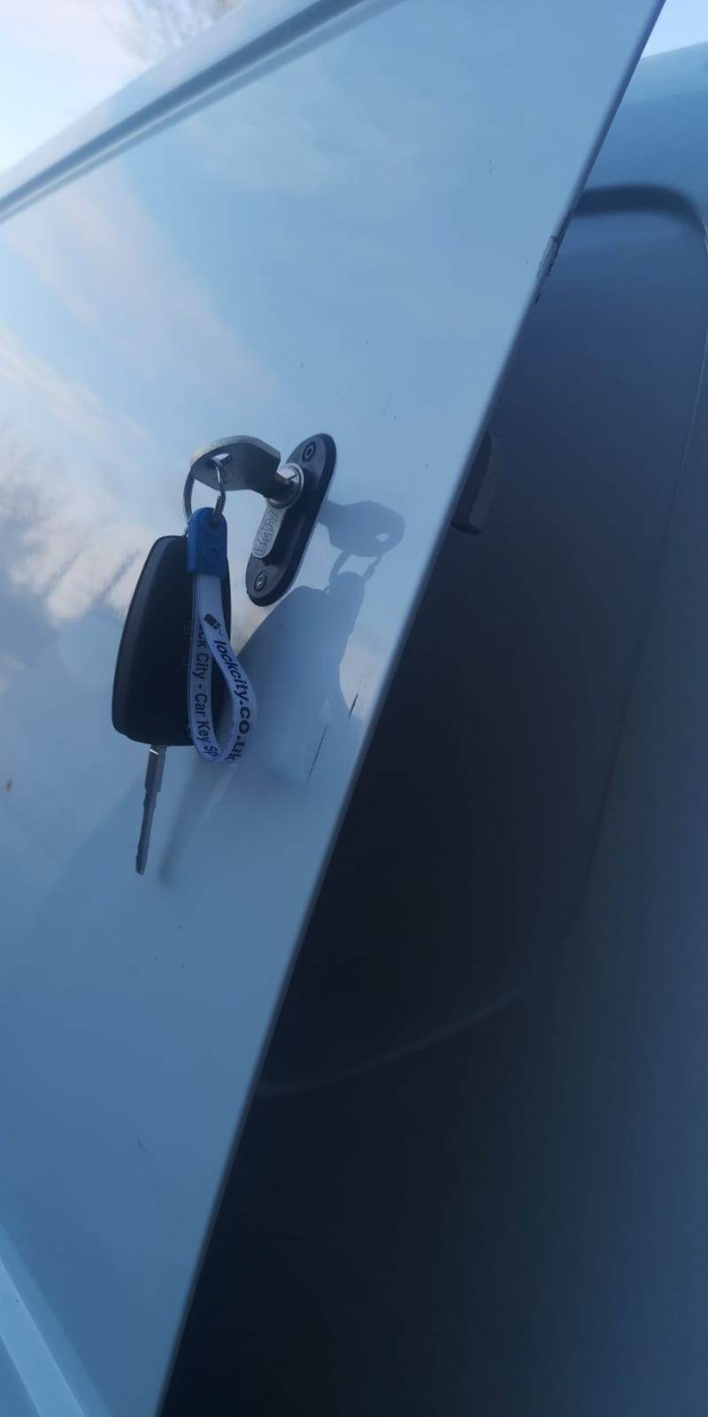 Ford Transit Custom Deadlocks